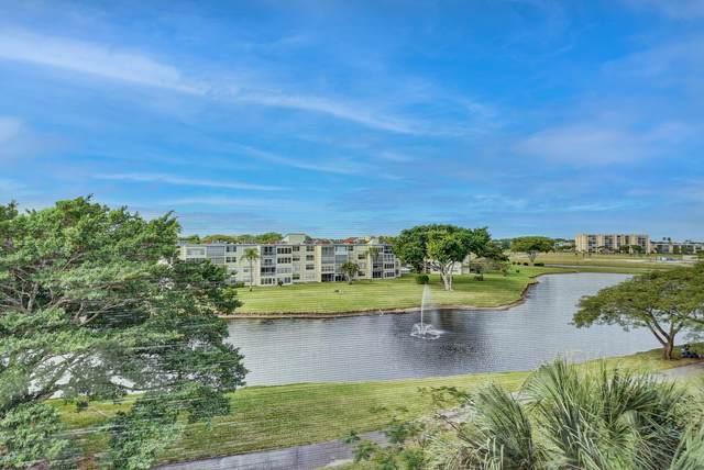 14671 Bonaire Boulevard #502, Delray Beach, FL 33446 (#RX-10682887) :: The Power of 2 | Century 21 Tenace Realty