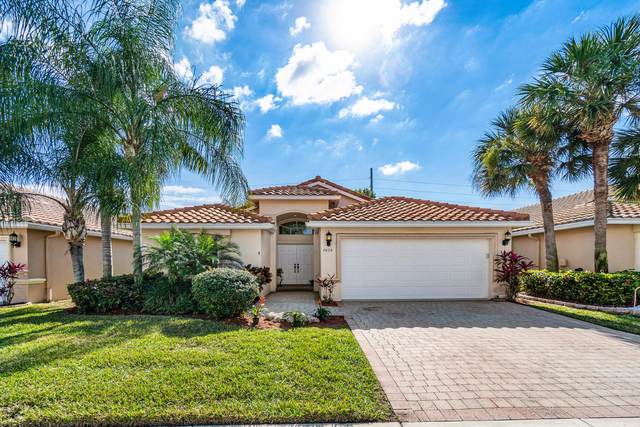 7428 Trentino Way, Boynton Beach, FL 33472 (MLS #RX-10682911) :: THE BANNON GROUP at RE/MAX CONSULTANTS REALTY I