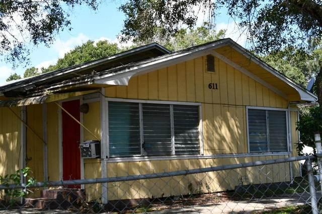 611 S 21 Street, Fort Pierce, FL 34950 (#RX-10682960) :: Baron Real Estate