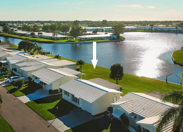 131 NW 14th Street, Boynton Beach, FL 33426 (MLS #RX-10683027) :: Laurie Finkelstein Reader Team
