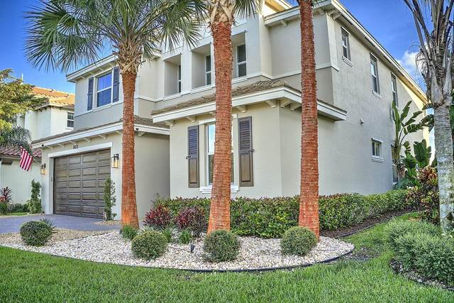 9512 Phipps Lane, Wellington, FL 33414 (MLS #RX-10683060) :: Laurie Finkelstein Reader Team