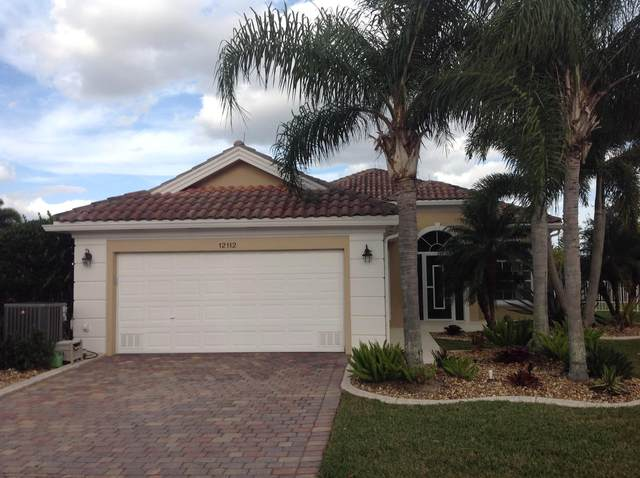 12112 SW Lockhaven Court, Port Saint Lucie, FL 34987 (MLS #RX-10683071) :: THE BANNON GROUP at RE/MAX CONSULTANTS REALTY I