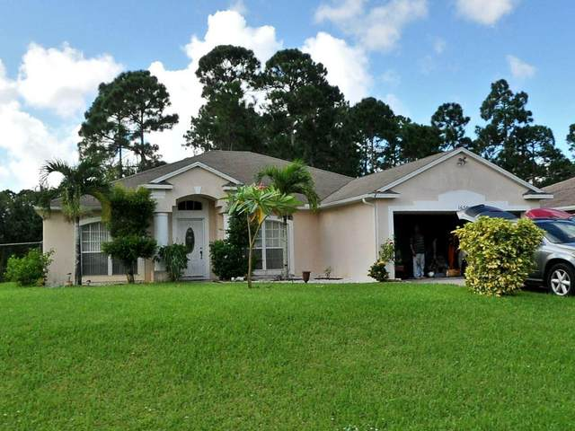 Port Saint Lucie, FL 34953 :: Berkshire Hathaway HomeServices EWM Realty