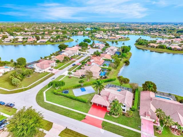 11797 Island Lakes Lane, Boca Raton, FL 33498 (MLS #RX-10683094) :: Berkshire Hathaway HomeServices EWM Realty