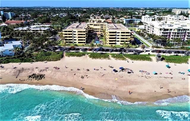 330 SE 20th Avenue #215, Deerfield Beach, FL 33441 (#RX-10683105) :: Signature International Real Estate