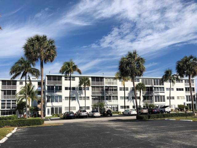 3221 NE 8th Street NE 404 F, Pompano Beach, FL 33062 (#RX-10683144) :: Realty One Group ENGAGE