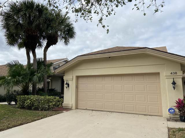 438 River Edge Road, Jupiter, FL 33477 (MLS #RX-10683157) :: THE BANNON GROUP at RE/MAX CONSULTANTS REALTY I