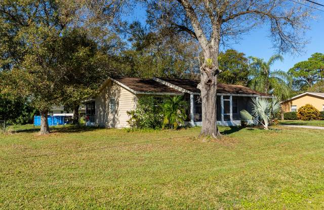 5315 Hickory Drive, Fort Pierce, FL 34982 (MLS #RX-10683192) :: THE BANNON GROUP at RE/MAX CONSULTANTS REALTY I