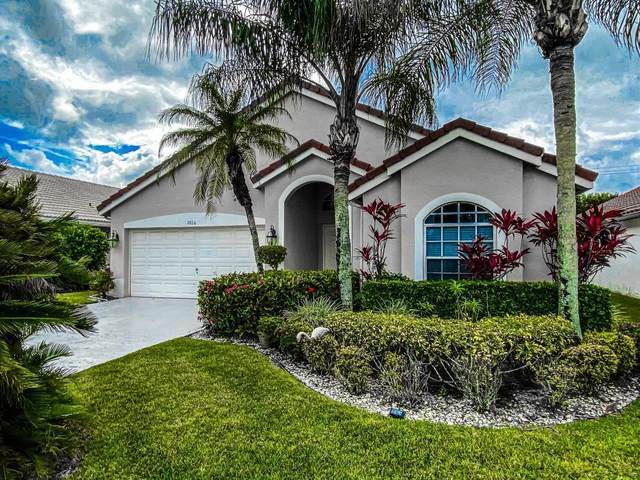 7866 S Stirling Bridge Boulevard S, Delray Beach, FL 33446 (MLS #RX-10683202) :: THE BANNON GROUP at RE/MAX CONSULTANTS REALTY I
