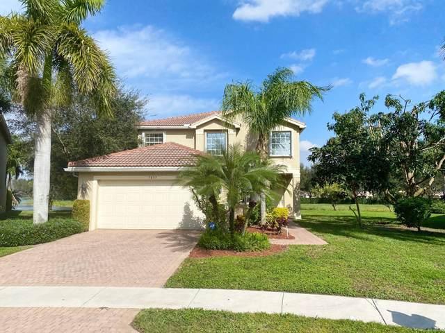 7837 Red Mahogany Road, Boynton Beach, FL 33437 (MLS #RX-10683265) :: Berkshire Hathaway HomeServices EWM Realty