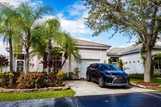 6917 NW 32nd Street, Margate, FL 33063 (MLS #RX-10683271) :: Laurie Finkelstein Reader Team