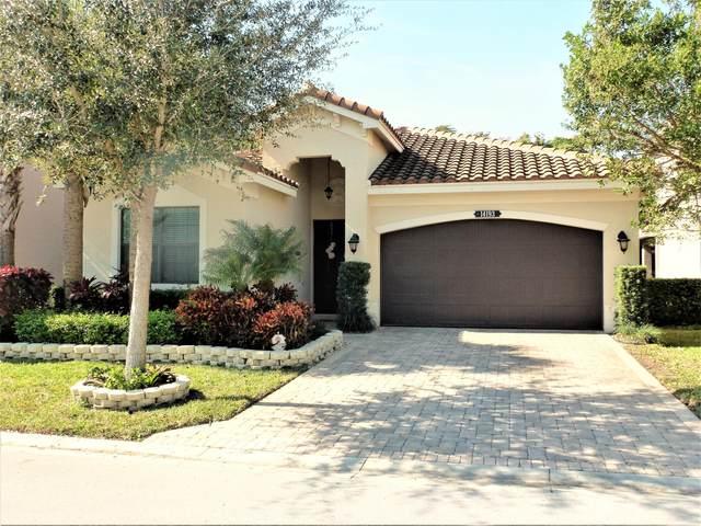 14193 Paverstone Terrace, Delray Beach, FL 33446 (MLS #RX-10683278) :: Berkshire Hathaway HomeServices EWM Realty