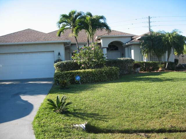 5794 NW Zinnia Street, Port Saint Lucie, FL 34986 (MLS #RX-10683286) :: THE BANNON GROUP at RE/MAX CONSULTANTS REALTY I