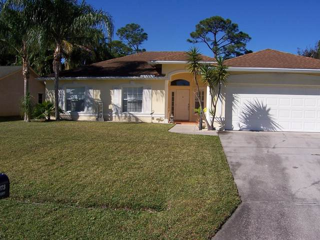 2634 SW Ace Road, Port Saint Lucie, FL 34953 (MLS #RX-10683307) :: THE BANNON GROUP at RE/MAX CONSULTANTS REALTY I