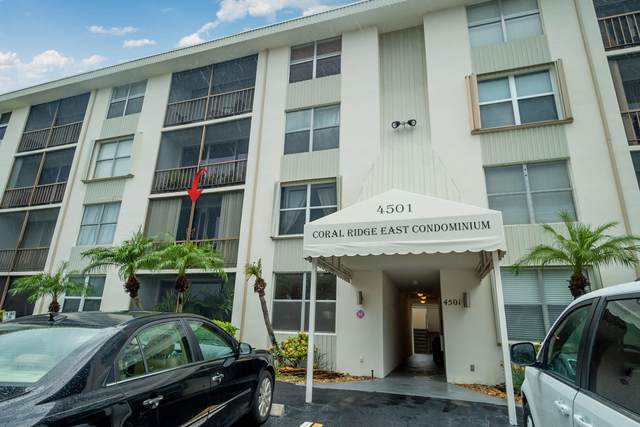 4501 NE 21st Avenue #212, Fort Lauderdale, FL 33308 (MLS #RX-10683330) :: Berkshire Hathaway HomeServices EWM Realty