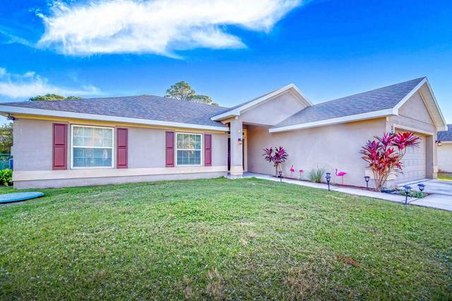 202 SW Twig Avenue, Port Saint Lucie, FL 34983 (MLS #RX-10683341) :: Miami Villa Group