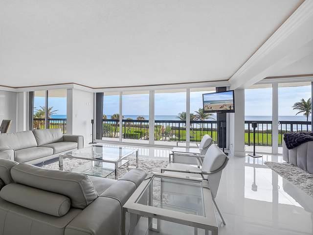 3440 S Ocean Boulevard 303S, Palm Beach, FL 33480 (#RX-10683361) :: Signature International Real Estate