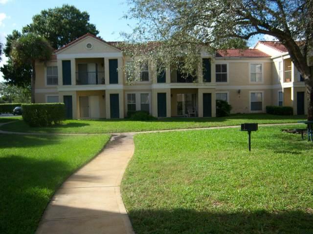 805 Riverside Drive #1123, Coral Springs, FL 33071 (MLS #RX-10683369) :: Berkshire Hathaway HomeServices EWM Realty