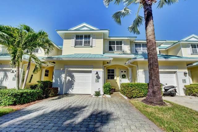 115 Barefoot Cove #115, Hypoluxo, FL 33462 (#RX-10683380) :: Posh Properties