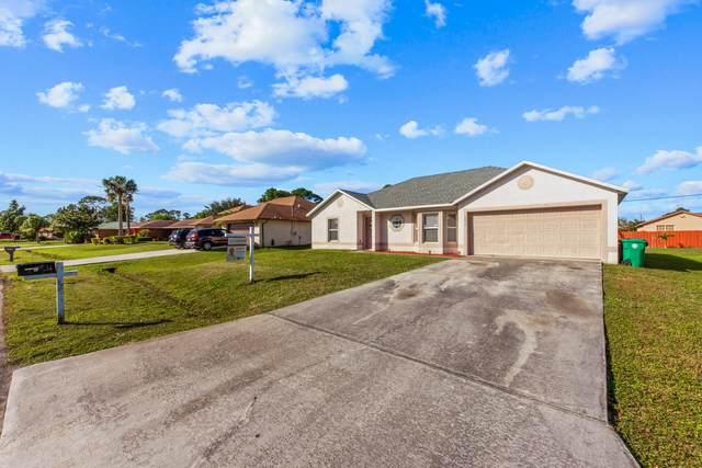 2834 SW Ortega Street, Port Saint Lucie, FL 34953 (MLS #RX-10683386) :: Berkshire Hathaway HomeServices EWM Realty