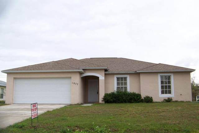 1077 SW Jennifer Terrace, Port Saint Lucie, FL 34953 (MLS #RX-10683402) :: THE BANNON GROUP at RE/MAX CONSULTANTS REALTY I