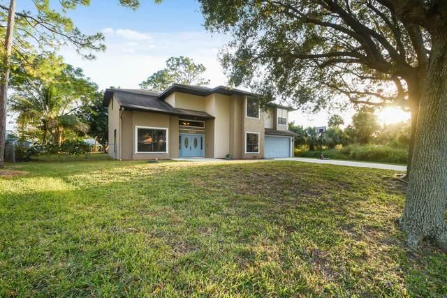 1202 SW Wellington Avenue, Port Saint Lucie, FL 34953 (MLS #RX-10683409) :: Miami Villa Group