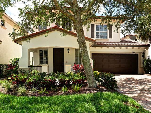 380 Columbus Street, Palm Beach Gardens, FL 33410 (MLS #RX-10683418) :: Miami Villa Group