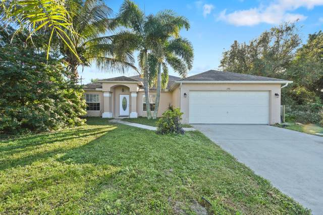 1390 SW California Boulevard, Port Saint Lucie, FL 34953 (MLS #RX-10683444) :: THE BANNON GROUP at RE/MAX CONSULTANTS REALTY I