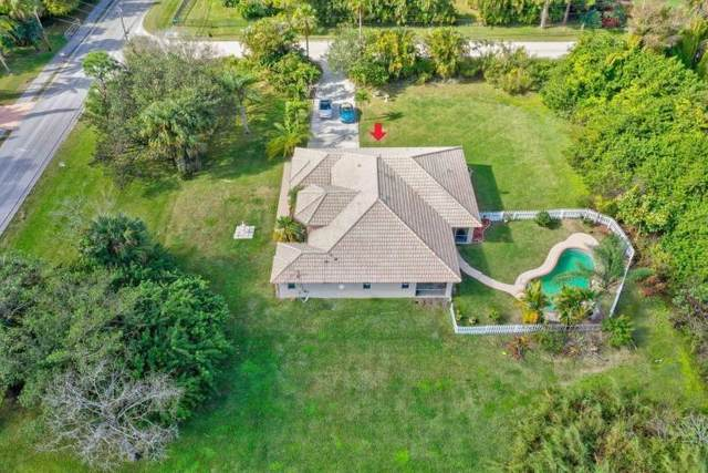 8671 155th Place N, Palm Beach Gardens, FL 33418 (MLS #RX-10683456) :: THE BANNON GROUP at RE/MAX CONSULTANTS REALTY I