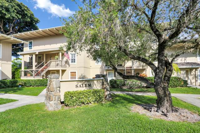 18350 SE Wood Haven Lane Salem G, Tequesta, FL 33469 (#RX-10683463) :: Realty One Group ENGAGE