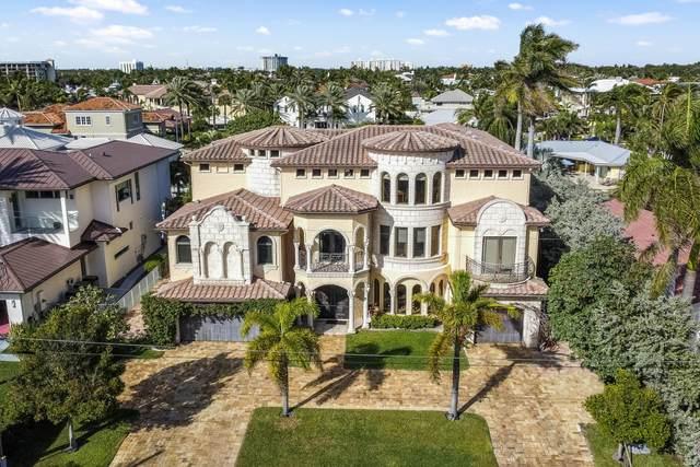 1011 Rhodes Villa Avenue Avenue, Delray Beach, FL 33483 (#RX-10683506) :: Posh Properties