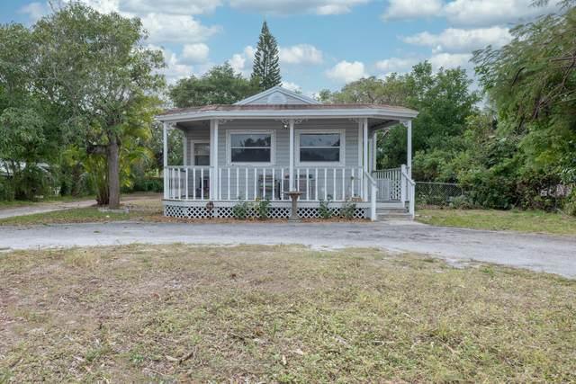 1233 17th Avenue N, Lake Worth Beach, FL 33460 (MLS #RX-10683509) :: The Jack Coden Group