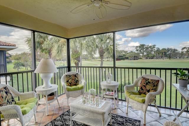 30 Southport Lane B, Boynton Beach, FL 33436 (MLS #RX-10683565) :: Berkshire Hathaway HomeServices EWM Realty