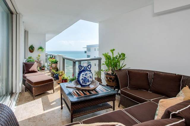 6039 Collins Avenue Ph8, Miami Beach, FL 33140 (MLS #RX-10683568) :: Berkshire Hathaway HomeServices EWM Realty