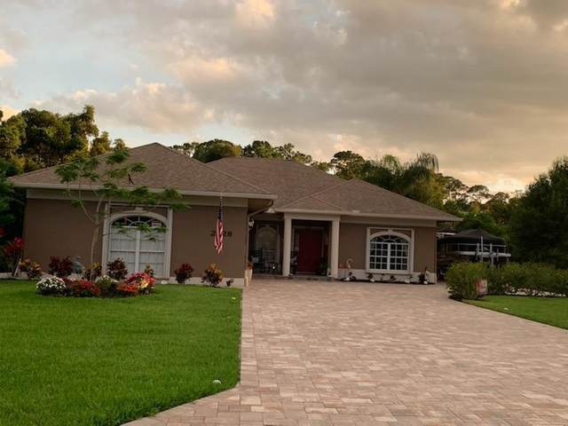 2728 Serenity Circle S, Fort Pierce, FL 34981 (MLS #RX-10683571) :: THE BANNON GROUP at RE/MAX CONSULTANTS REALTY I
