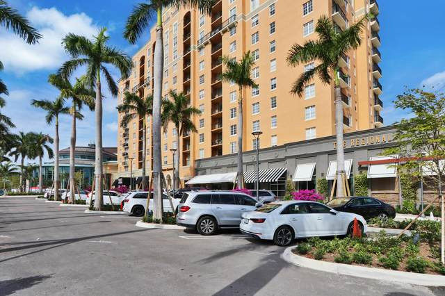 651 Okeechobee Boulevard #907, West Palm Beach, FL 33401 (#RX-10683622) :: The Power of 2 | Century 21 Tenace Realty