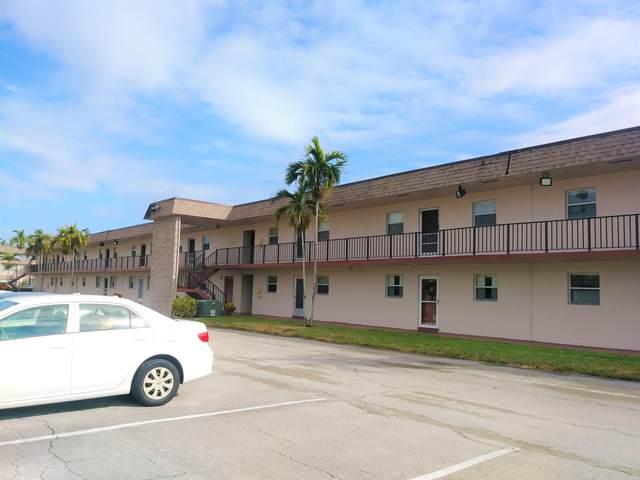 200 Bonnie Boulevard #130, Palm Springs, FL 33461 (#RX-10683695) :: Michael Kaufman Real Estate