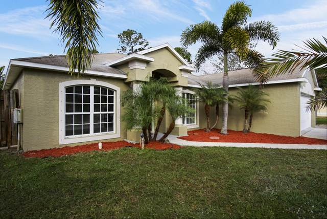 3574 SW Europe Street, Port Saint Lucie, FL 34953 (MLS #RX-10683702) :: THE BANNON GROUP at RE/MAX CONSULTANTS REALTY I