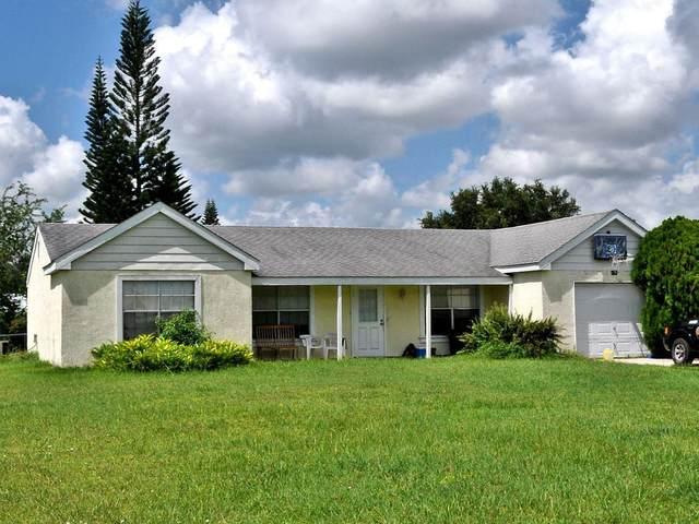 602 SW Belmont Circle, Port Saint Lucie, FL 34953 (MLS #RX-10683710) :: Laurie Finkelstein Reader Team