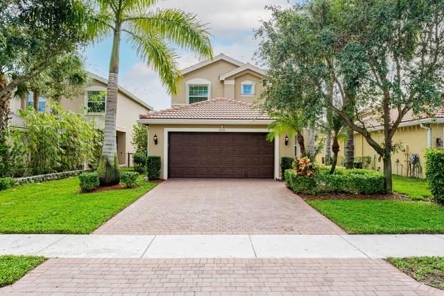 7630 Jewelwood Drive, Boynton Beach, FL 33437 (MLS #RX-10683717) :: Berkshire Hathaway HomeServices EWM Realty