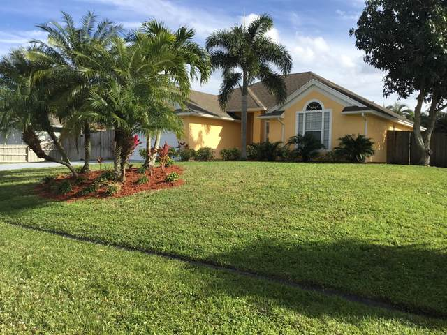862 SW Jennifer Terrace, Port Saint Lucie, FL 34953 (MLS #RX-10683740) :: Miami Villa Group