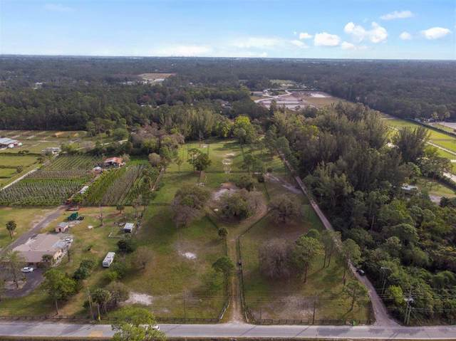 1200 C Road, Loxahatchee Groves, FL 33470 (MLS #RX-10683796) :: THE BANNON GROUP at RE/MAX CONSULTANTS REALTY I