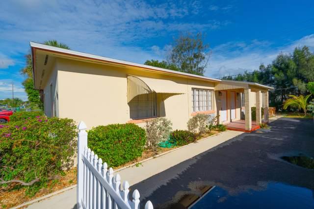 186 E 27th Street, Riviera Beach, FL 33404 (#RX-10683805) :: Signature International Real Estate