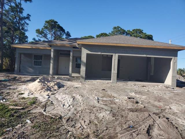 107 SW Voltair Terrace, Port Saint Lucie, FL 34984 (MLS #RX-10683807) :: THE BANNON GROUP at RE/MAX CONSULTANTS REALTY I