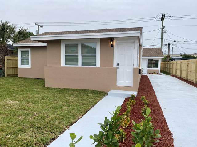 409 Nottingham Boulevard, West Palm Beach, FL 33405 (MLS #RX-10683854) :: The Paiz Group