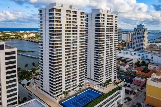 525 S Flagler Drive 19D, West Palm Beach, FL 33401 (#RX-10683869) :: Ryan Jennings Group