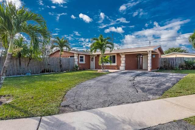 1169 Victoria Drive, West Palm Beach, FL 33406 (#RX-10683894) :: Treasure Property Group