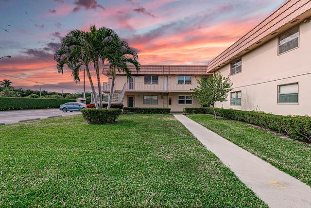 458 Saxony J, Delray Beach, FL 33446 (#RX-10683900) :: Ryan Jennings Group