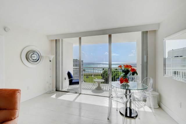 2780 S Ocean Boulevard #812, Palm Beach, FL 33480 (#RX-10683910) :: Ryan Jennings Group