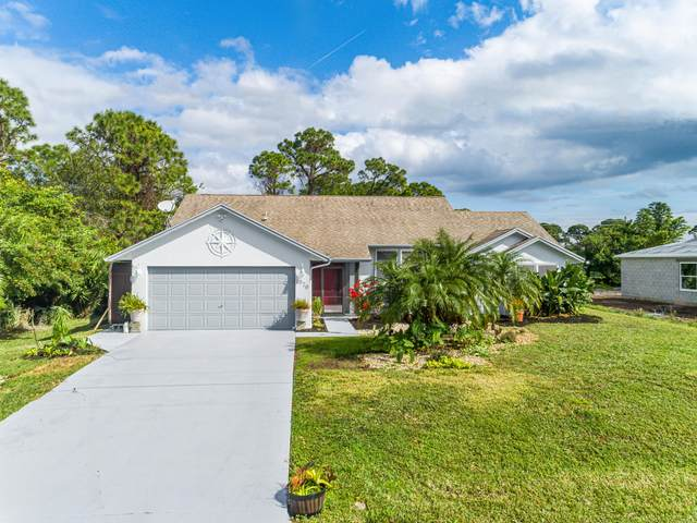 1979 SW Taurus Lane W, Port Saint Lucie, FL 34984 (MLS #RX-10683967) :: THE BANNON GROUP at RE/MAX CONSULTANTS REALTY I